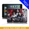 One Direction Group Hard Case Cover for iPad Mini
