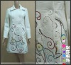 fashion lady wool coat
