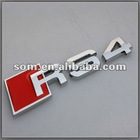 high quality advertise chrome metal letter