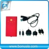 2900mAh Power Station with Four LED dsplay Battery Capacity for most kinds Digital products,power pack for mobile phone