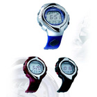 3-color luminescent & waterproof watch