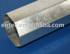 Galvanized octagonal tube