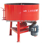 Manual concrete mixer JQ350 with lowest price
