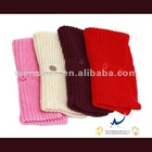 2012 New Style Knit Button Scarf