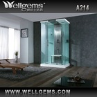 white artificial stone Steam Room WG-A2214