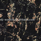 Artificial Black Galaxy Marble Tile