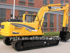 15ton crawler excavator digger machine/made in china