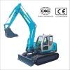 Sunward mini small compact excavator SWE125B