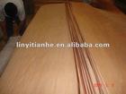 PLB hardwood veneer, red veneer