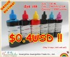 Premium100ml water based dye ink For Epson/HP/Canon/Brother/Lexmark