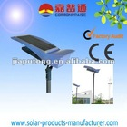 Patented solar street lights for landscape lighting