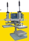 PNEUMATIC COOL & HEAT FLAT PRESS MACHINE