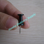 Corkboard 23mm Black Color Push pin