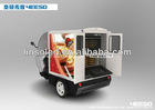 Linso newest model Light Box and LED Optional tricycles for Coffee bar and KFC promotion