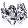 Crystal Night Owl Animal BANGLES BRACELETS 1297945