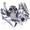 Crystal Night Owl Animal BANGLES BRACELETS 1297945
