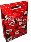 full color printing candy paper bag