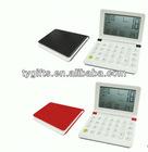 Multifunction calendar calculator