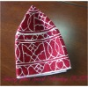 Cotton/Polyester Embroidery Cap for Arabic Men