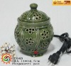 electric simmer pot, oil burner, tealight burner