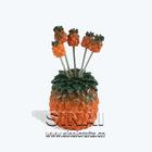 Wedding Tableware Pineapple Shape Fruit Forks