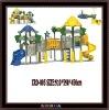 Newest plastic children's amusement park XRD-005