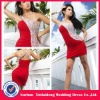 YD-12061114 Crystal Beading Sexy and Tight Party Dresses