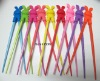 Silicone learning chopsticks,rabbit chopsticks,chopsticks for children,learning chopsticks
