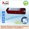 14+5 powerful led flashlight