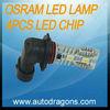 Osram Chip Car LED Fog Light Red Yellow White