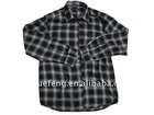 The Latest Stylish 100% Cotton Casual Shirts With New Design(L101)