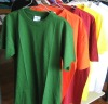polyester cotton t-shirts for men
