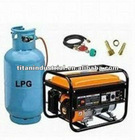 3KW Lpg Gas Generator with CE&EPA