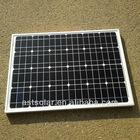 5W~300W,12V/24V/48V Monocrystalline Silicon Solar Panel (efficiency>18%)