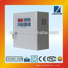 Wall-mounted gas detection controller panel