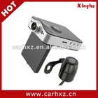 HD mini Car DVR dual camera(GPS optional)
