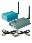 12ch 2000mW wireless audio and vedio transmitter with 1000-4000m effective range