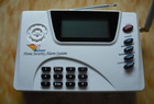 home alarm system with GSM&PSTN dual network