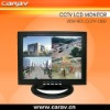 15 inch TFT-LCD digital CCTV monitor