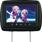 9 inch HD panel Headrest car monitor with touch screen, video and audio,AV display