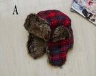 lady's fur cap,fashion fur winter hat [bl284301]