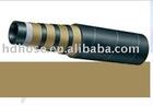 multi spiral hydraulic hose SAE J517 TYPE 100 R12 STANDARD