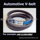 Rubber auto v belt/Fan Belt ( 9.5X825 La)