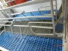 Farrowing crate for pig raising equipment