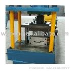 YX118.5 roll shutter door forming machine