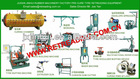 Automatic cold tyre retreading machine complete set