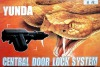 Central Door Lock System,door lock,security door lock,One master central door lock system