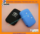 Good price,pure material and smart design for toyota silicon cases
