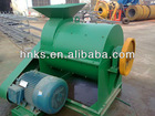Multifunctional organic fertilizer crusher machine