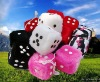 Stuffed&Plush toy Promotional gift dice/soft toys dice/plush play game dice Plush dice plush cube dice